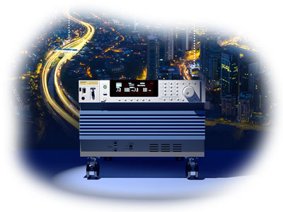 KIKUSUI Ultra-Compact AC/DC Programmable Power Supply PCR-WE/WE2 Series