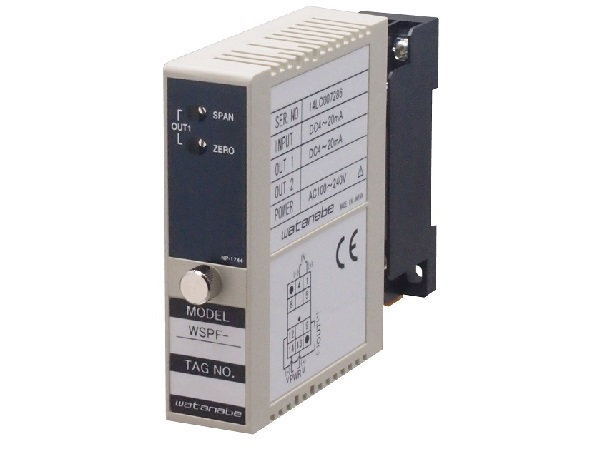 WATANABE Plug-in Compact Signal Converter WSPF series